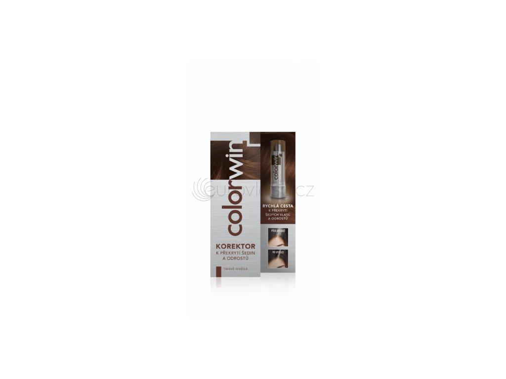 Colorwin Korektor - tmavě hnědá 4.6 g