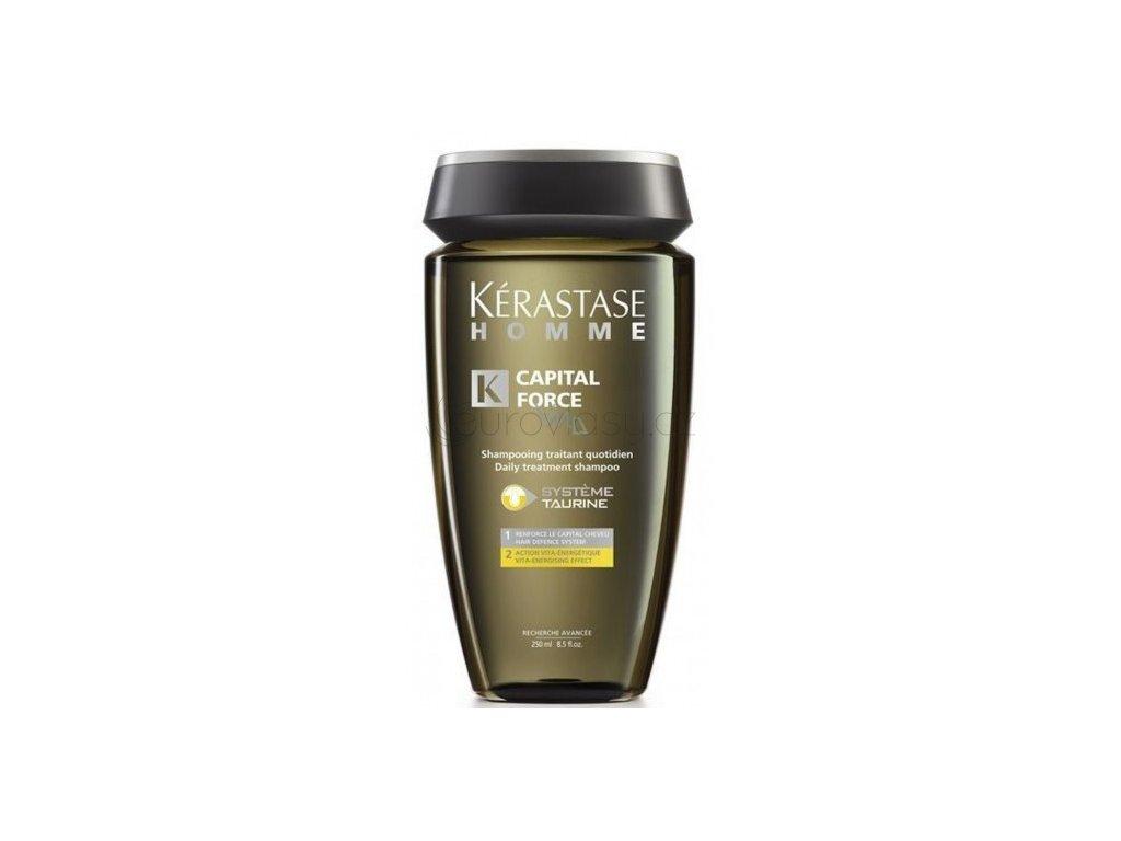 Kérastase Homme Capital Force AntiOiliness Effect 250 ml