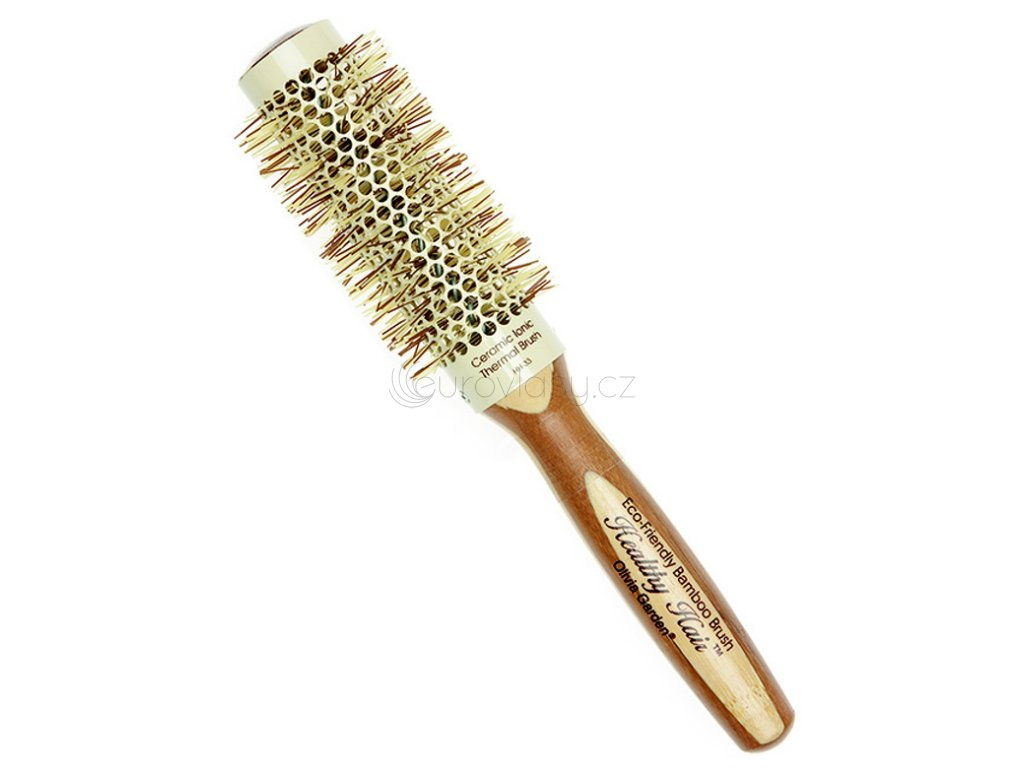 Olivia Garden Healthy Hair Thermal 33 - kartáč na vlasy