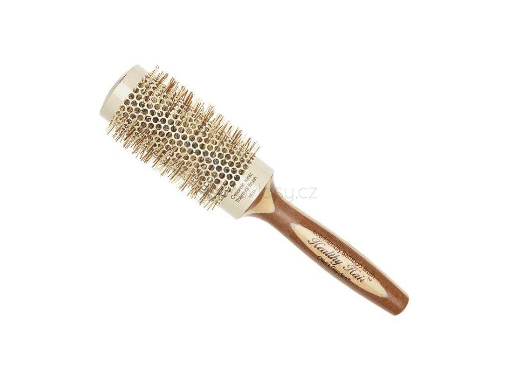 Olivia Garden Healthy Hair Thermal 43 - kartáč na vlasy