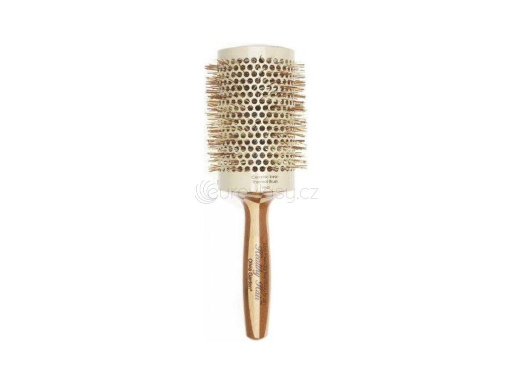 Olivia Garden Healthy Hair Thermal 63 - kartáč na vlasy