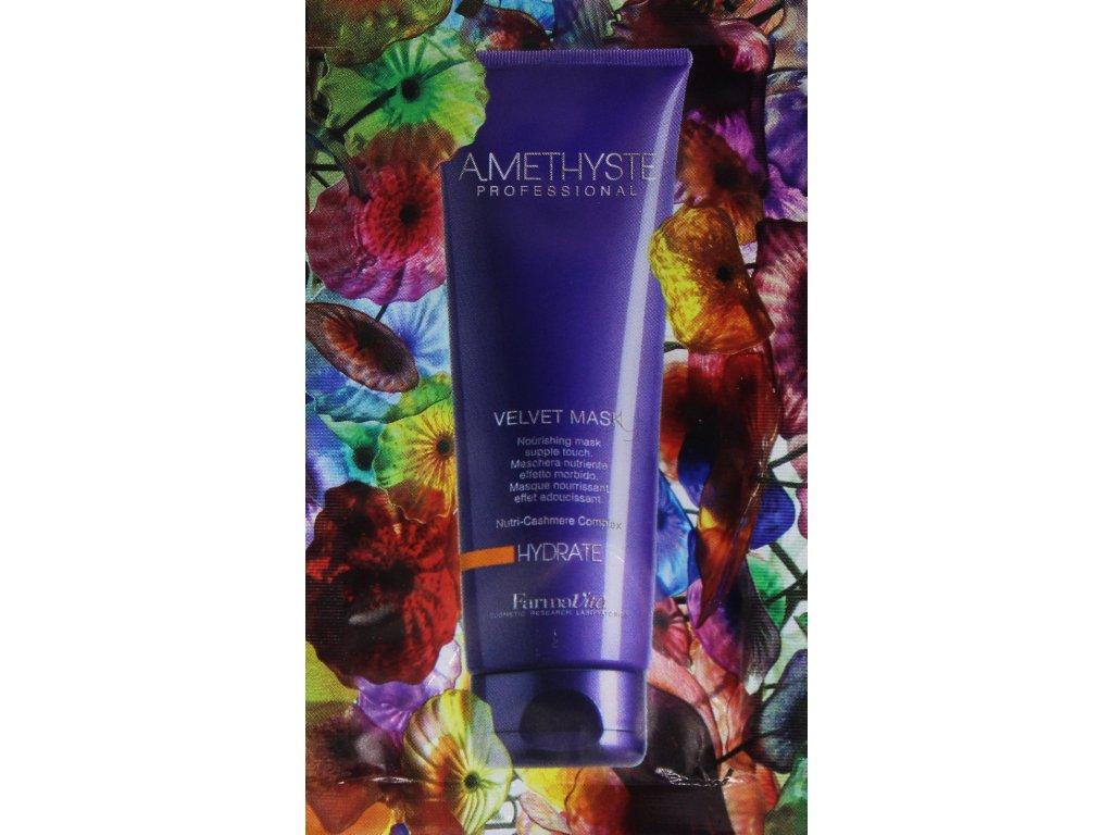 Hydrate Velvet Mask - hydratační maska 10 ml