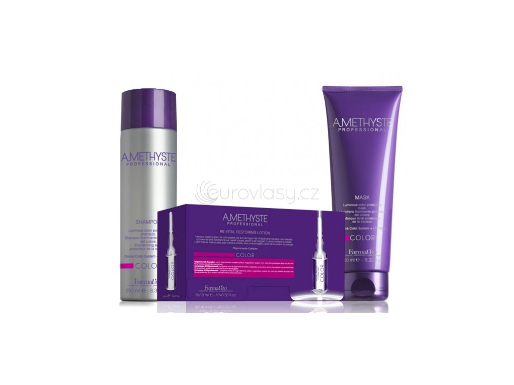 ampoules shampoing masque
