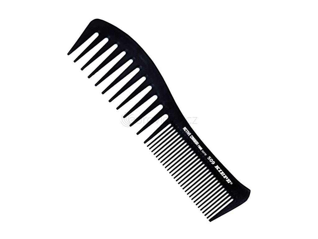 Kiepe Professional Active Carbon Fibre Series 509 - hřeben na vlasy