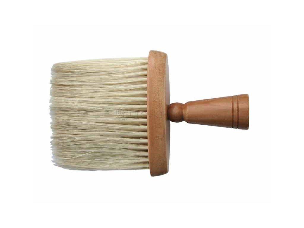Ometací štětec dřevo/žíně