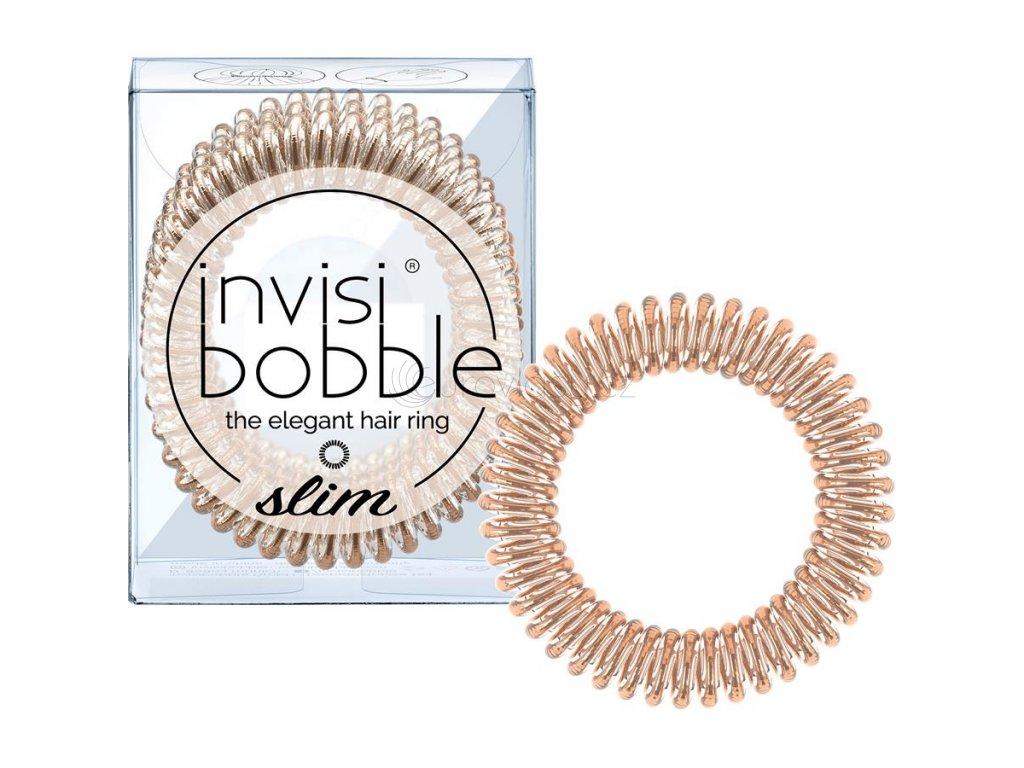 Invisibobble Slim Bronze Me Pretty 70557