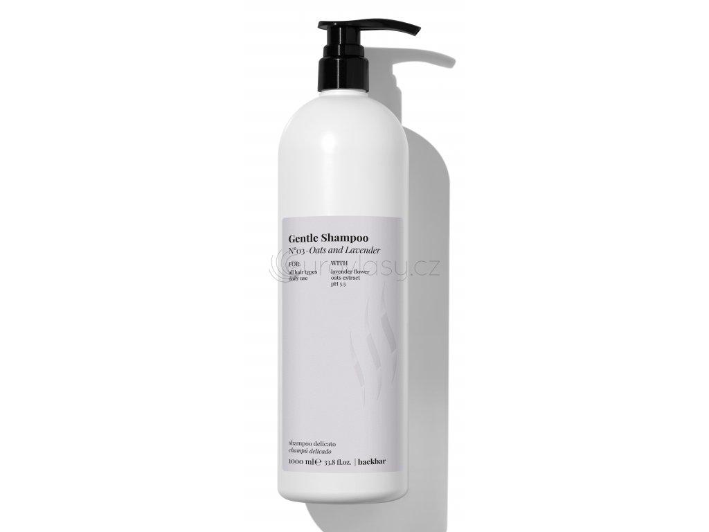 gentle shampoo N°03 1 litr
