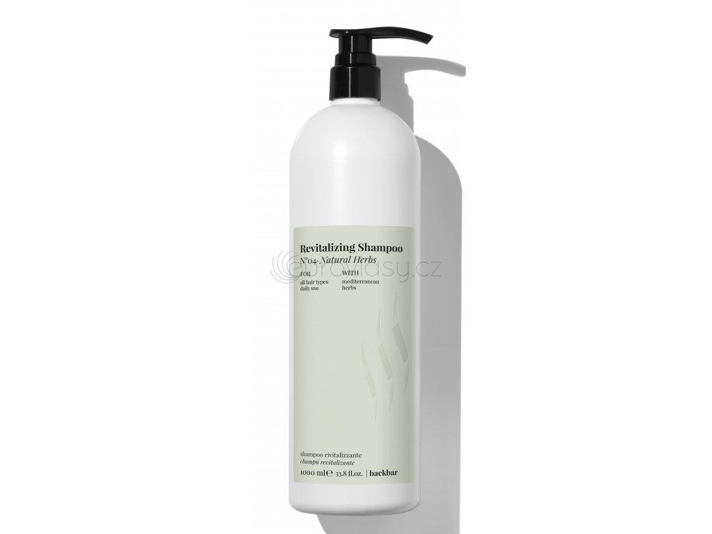 revitalizing shampoo N°04 1 litr
