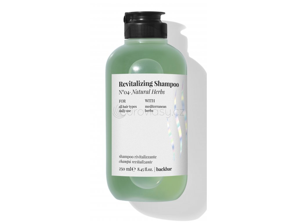 revitalizing shampoo N°04 250ml