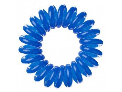 Invisibobble Navy Blue - vlasová gumička 1 ks