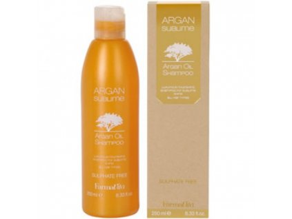 FarmaVita Argan Sublime - Argan Oil Shampoo 250 ml