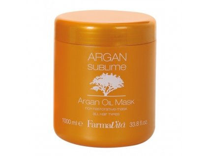 FarmaVita Argan Sublime - Argan Oil Mask 1000ml
