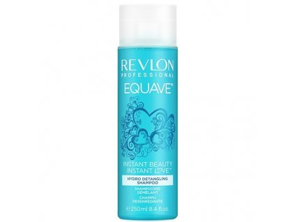 equave hydro detangling shampoo 250ml