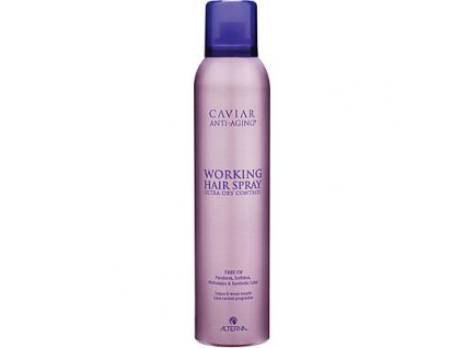 Alterna Caviar Anti-Aging Working Hairspray - lak na vlasy 250 ml