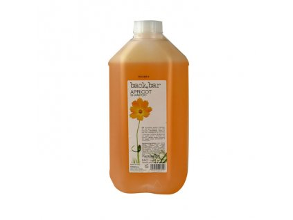 BACK BAR APRICOT SHAMPOO 5LT