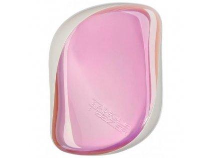 Tangle Teezer Compact Styler Holographic - kartáč na vlasy