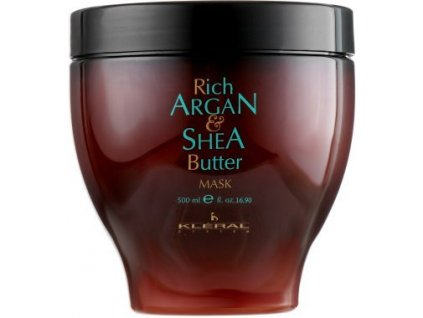 kleral rich argan shea butter mask hydratacna maska 500 ml 13244 w500 h500 flags1