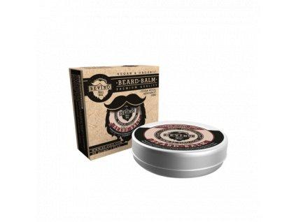 Be-Viro Beard Balzam - balzám na vousy CEDR,BOROVICE,BERGAMOT 100 ml