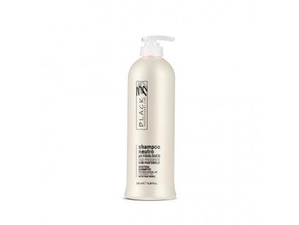 black neutro shampoo 500ml sampon pro caste mysti 1 45