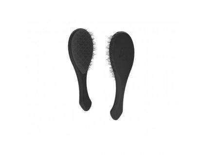 Air Motion Black - černý kartáč na vlasy