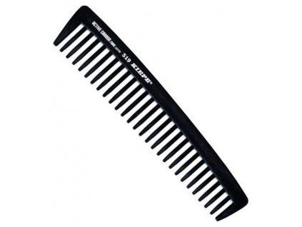 Kiepe Professional Active Carbon Fibre Series 519 - hřeben na vlasy