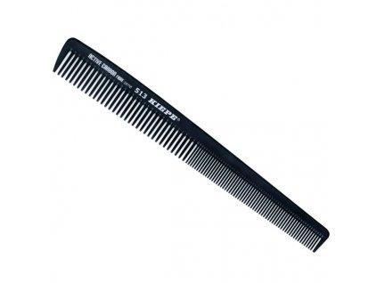 Kiepe Professional Active Carbon Fibre Series 513 - hřeben na vlasy