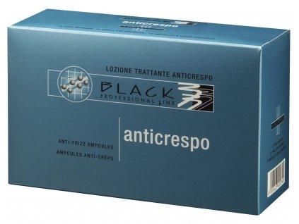 Black Line Anticrespo/Anti-Frizz Hair Lotion 12x10 ml