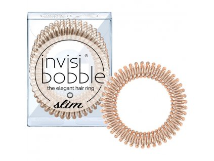 Invisibobble Slim Bronze Me Pretty 70557