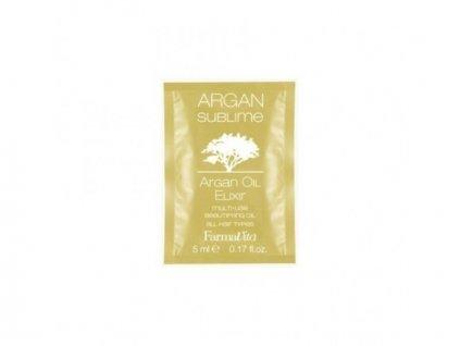 Argan Sublime Argan Oil Elixir - víceúčelový arganový elixír 5 ml