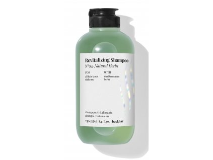 revitalizing shampoo N°04 250ml