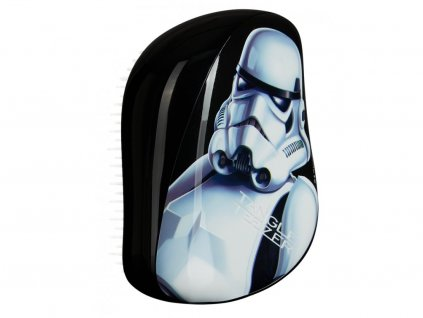 9135 the star wars stormtrooper compact styling hairbrush