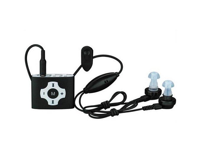 Axon E-8 Digitální naslouchátko ušní - nabíjecí, na...