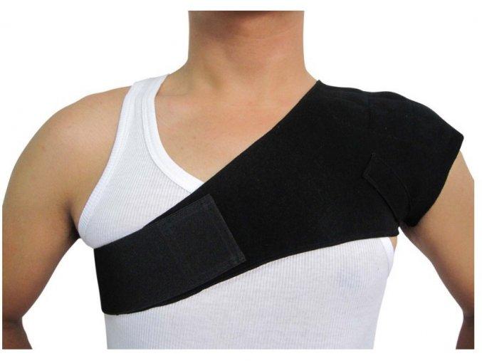 ILWY TR3 samovýhřevná ortéza na rameno s Turmalinem