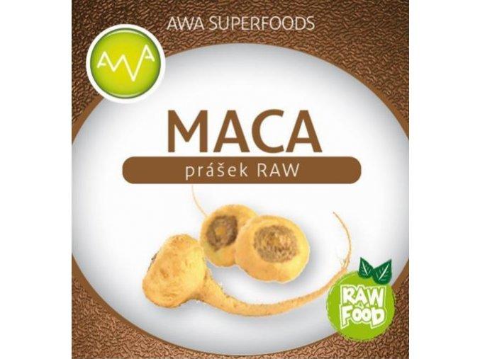 awa superfoods maca raw prasek 250g.png