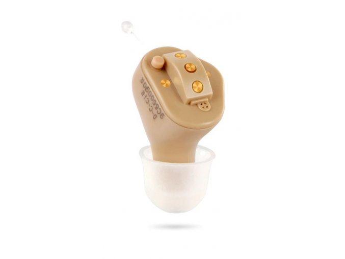 Miniaturní digitální nabíjecí naslouchátko AST C55