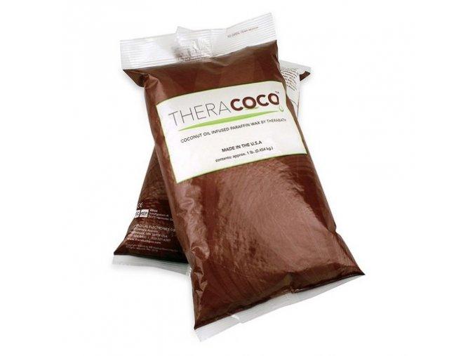 Parafín s kokosovým olejem (čistý) - perličky