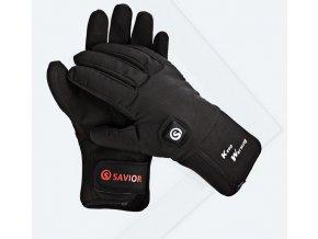Vyhřívané sportovní rukavice SOFTSHELL 7,4V 4400mAh