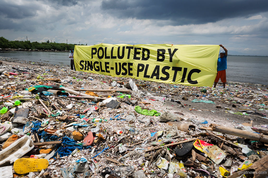 Omezujeme plastový odpad