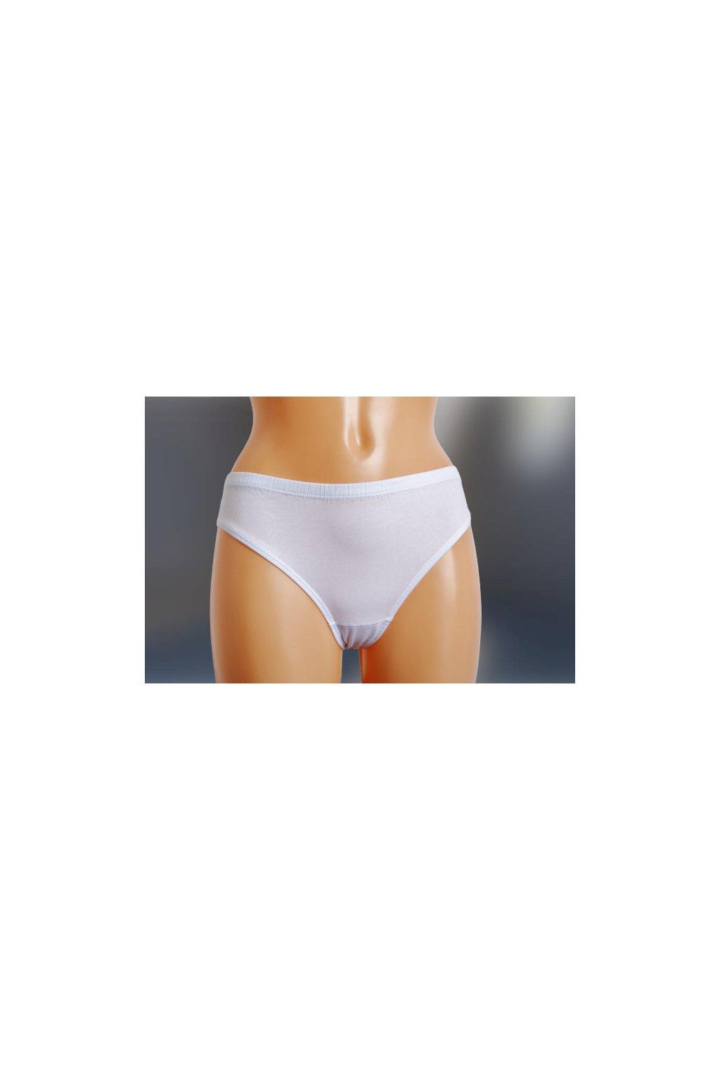 Antibakteriální kalhotky - nízký bok