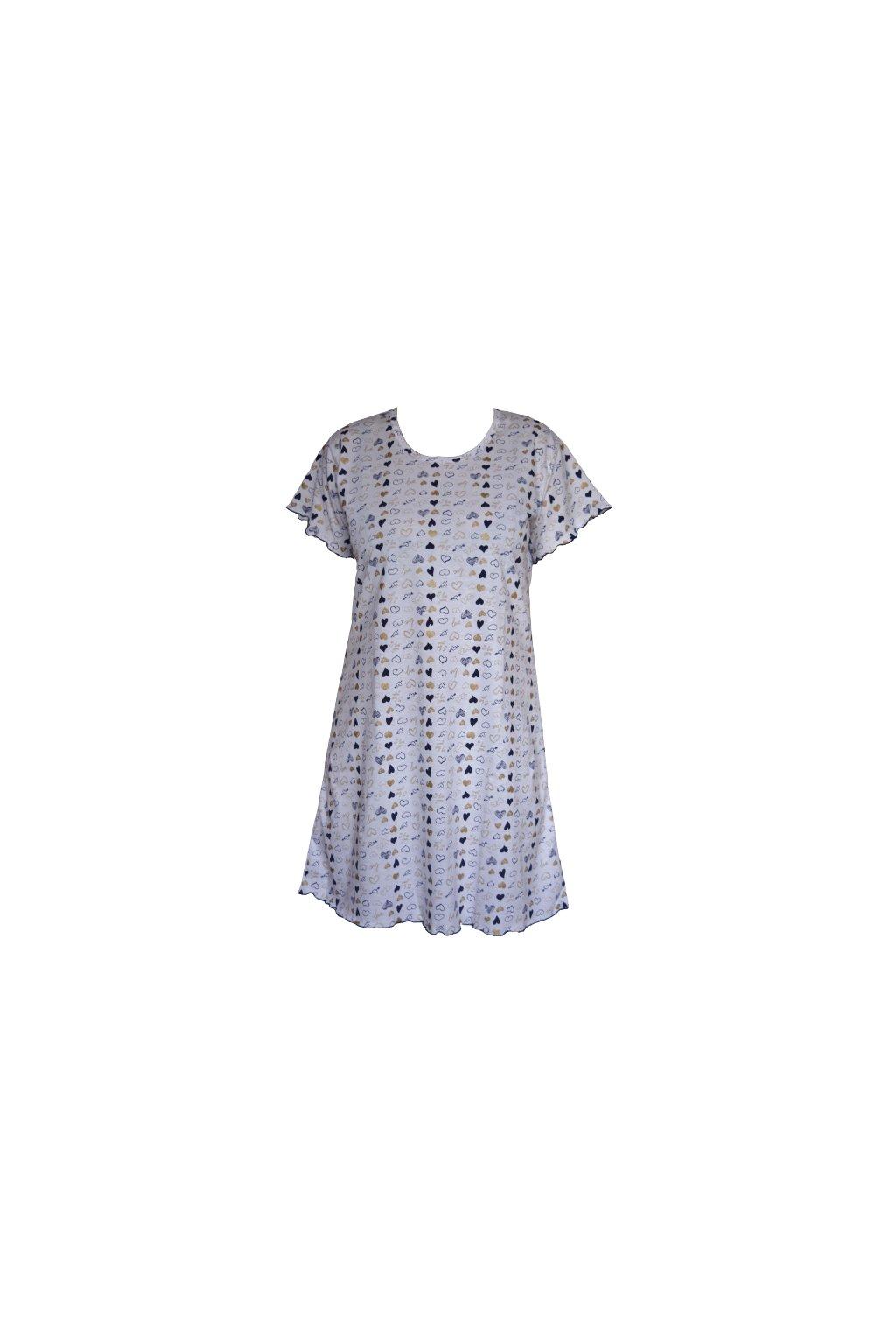 Košilka Zuzana - srdíčka