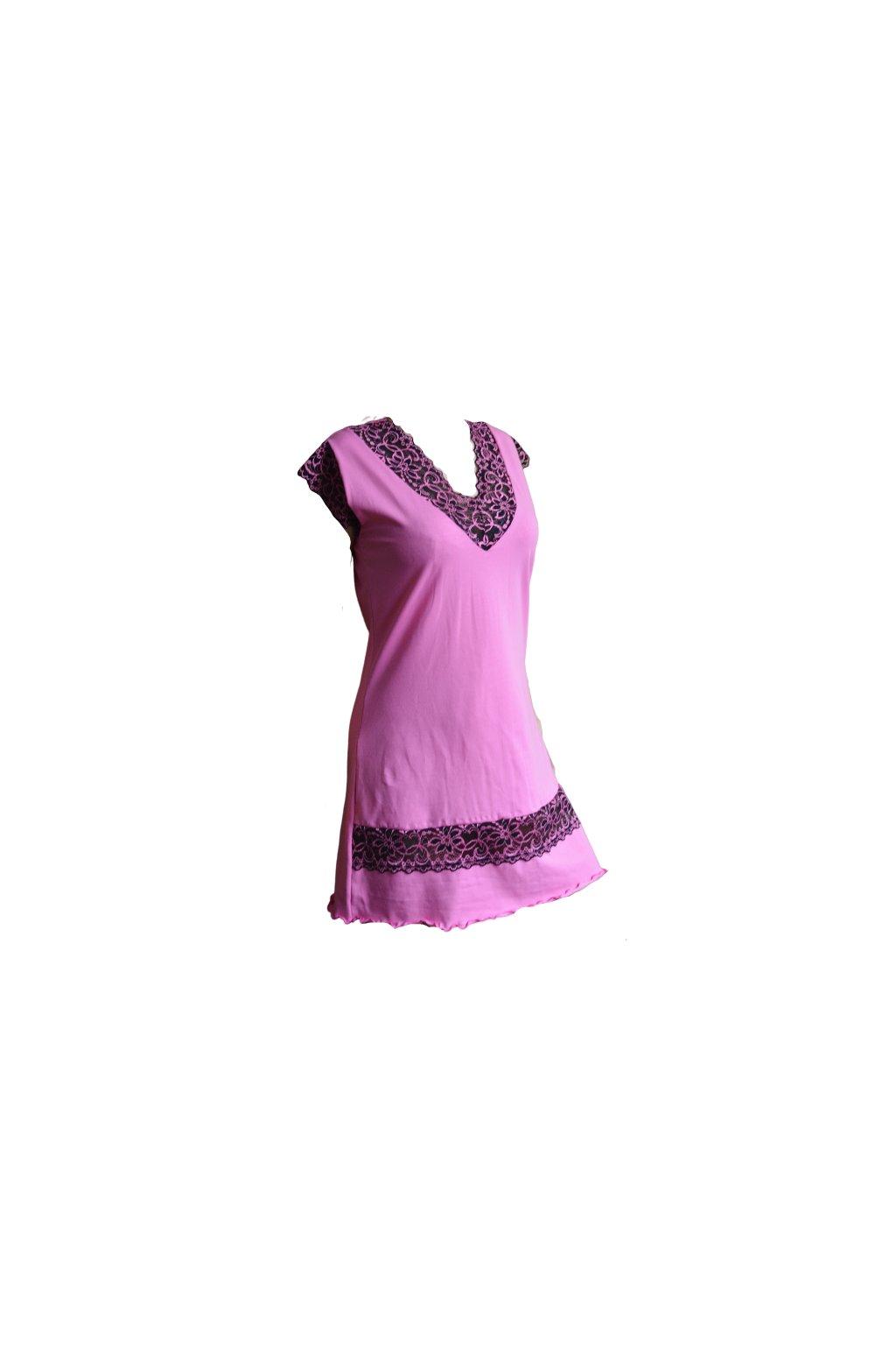 Luxusní košilka Malvína - různé barvy