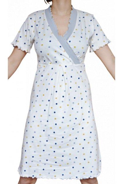 Xénie - kojenecká noční košilka