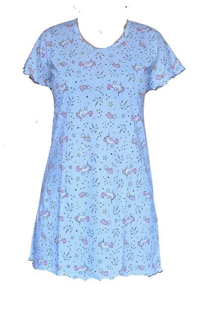 Košilka Zuzana - jednorožci