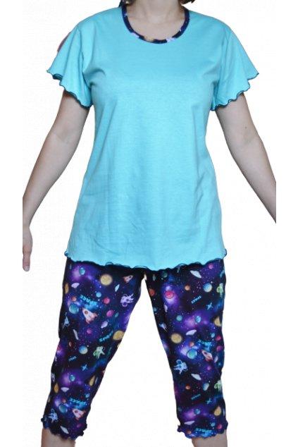 Monika vesmír - 3/4 pyžamo