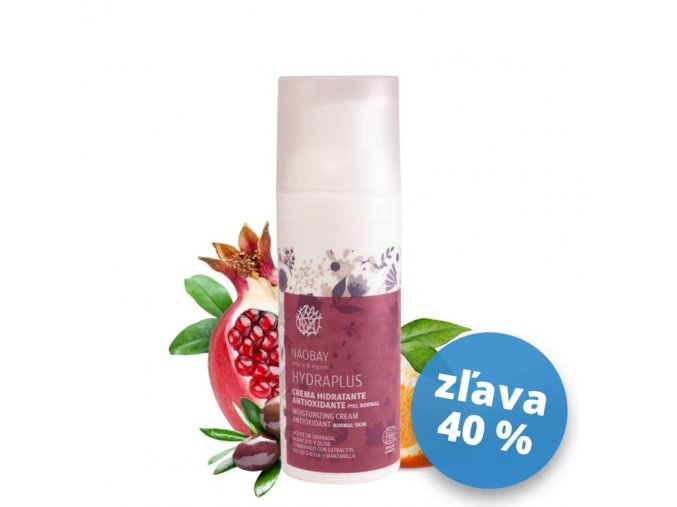 0285 S Naobay HYDRAPLUS Hydratačný pleťový krém (50 ml)