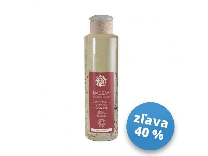 0308 S Naobay COLOR PROTECT SHAMPOO (250 ml) Šampón pre farbené vlasy