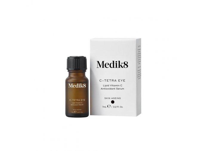 TEST - Medik8 C-TETRA EYE (7 ml) Antioxidačné sérum
