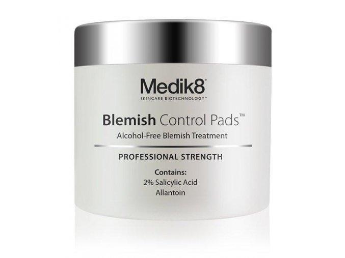 Medik8 BLEMISH CONTROL PADS (60 ks) Redukcia akné, bez obsahu alkoholu