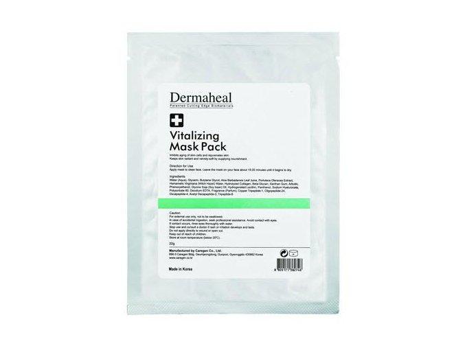 Dermaheal Revitalizačná maska (22 g)