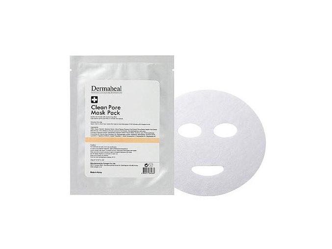 Dermaheal Čistiaca pleťová maska (22 g)